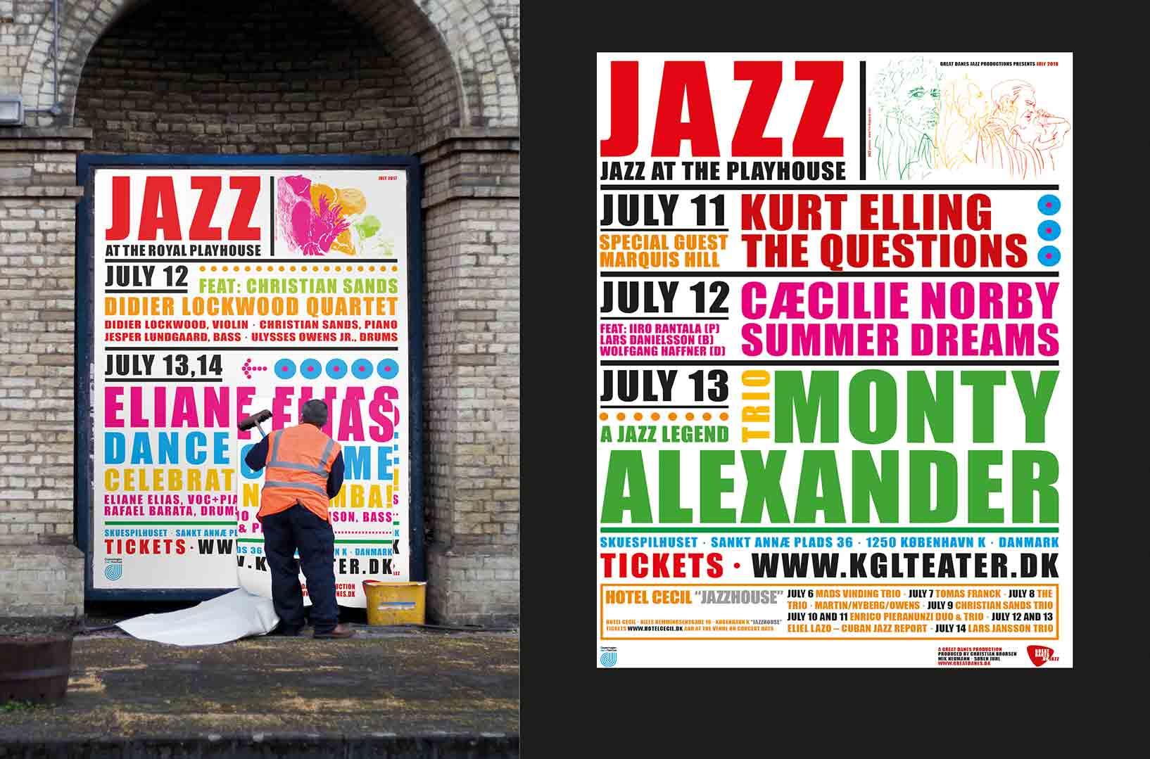 Jazz at The Royal Playhouse