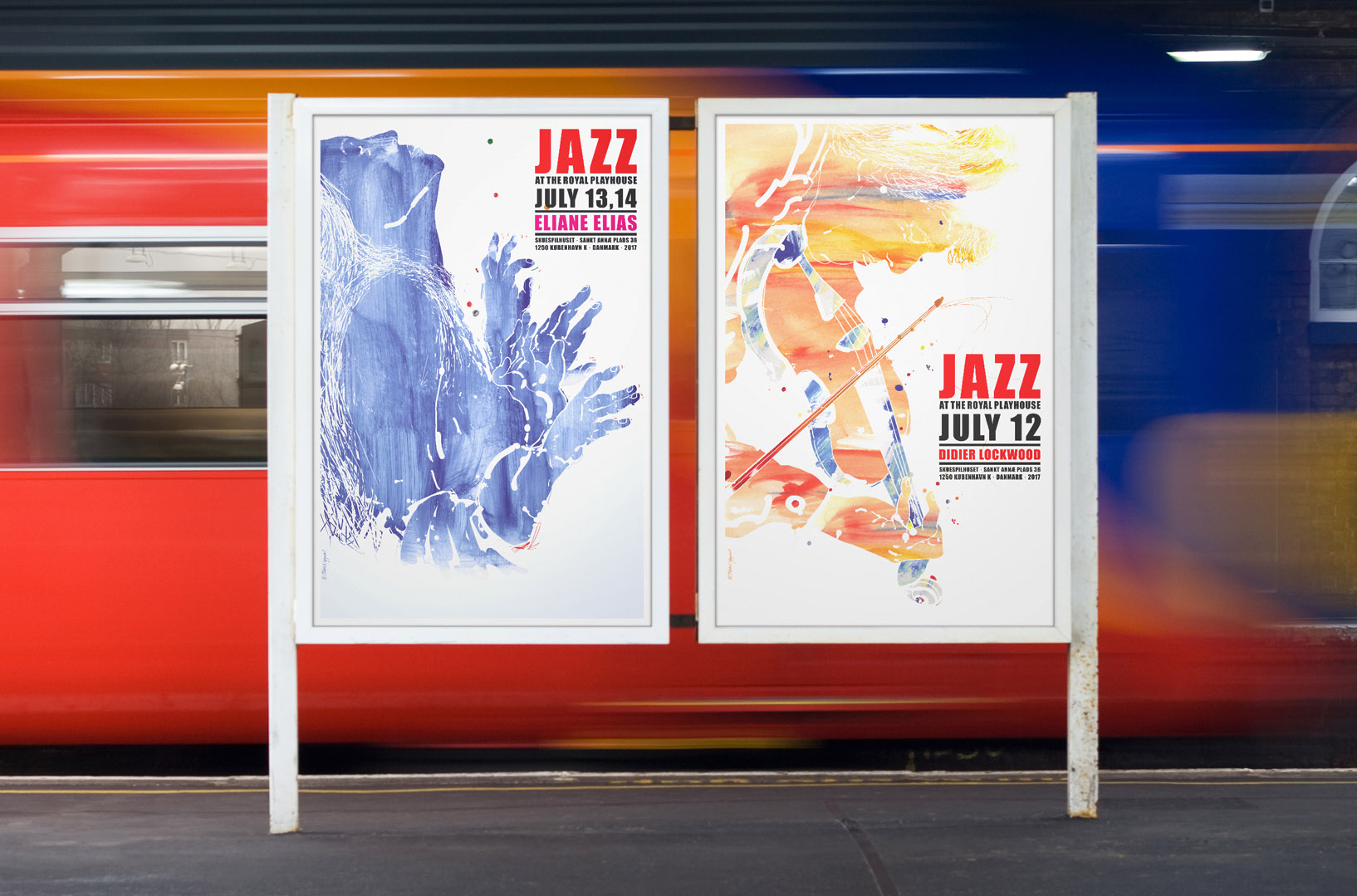 Jazz at The Royal Playhouse